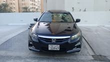 Automatic Black Honda 2012 for sale