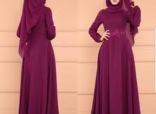 فستان حفلات تركي وبسعر مناسب للحجز خاص