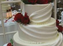 كيكات زفاف