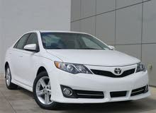 Toyota Camry car is available for a Month rent