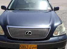 Used condition Lexus LS 2006 with 100,000 - 109,999 km mileage