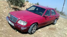 Mercedes Benz E 200 1993 For sale - Red color