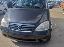 +200,000 km Mercedes Benz A 160 1999 for sale