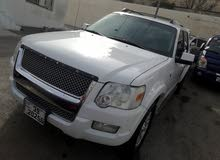 Ford Explorer 2007 For sale - White color
