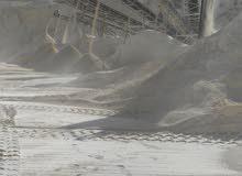 نعمل على توريد الحصمة  والرمل والطوب 0791866059