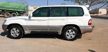 Used condition Toyota Land Cruiser 2005 with +200,000 km mileage