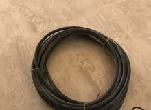 كيبل كهربائي مقاس4*10 طول 23 متر