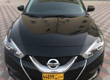Nissan Maxima car for sale 2016 in Seeb city