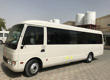 باص ايجار شهري مع سائق داخل ابو ظبي او العين فقط توصيل عمال وموظفين التزام بالمواعيد
