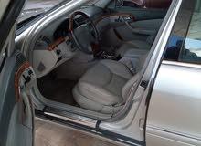 مرسيدس S320 موديل 2001 للبيع