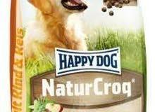 هابي دوج 15 كيلو نسبة بروتين عالية يناسب جميع الكلاب