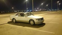 White Lexus LS 1998 for sale