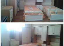 غرفة للاطفال باجودانواع الاخشاب
