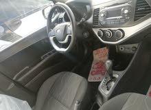 1 - 9,999 km Kia Picanto 2014 for sale