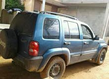Used Jeep Liberty for sale in Sirte
