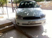 Available for sale! 1 - 9,999 km mileage Kia Sephia 2004