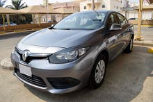 Automatic Grey Renault 2015 for sale