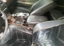 سيارة لكزس 95 بحالة جيدة ملكية 6 اشهر مشكلة بسيطة في الكرسي الامامي