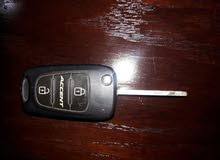 مفتاح هونداي اكسنت اصلي للبيع