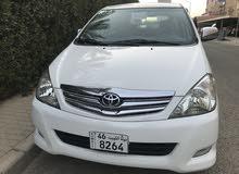 Toyota Innova car for sale 2010 in Farwaniya city