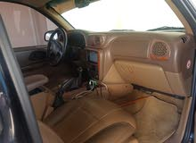 Black Chevrolet TrailBlazer 2002 for sale