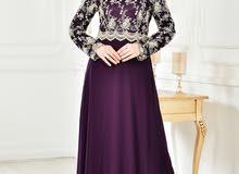 فستان تركي قياس كبير