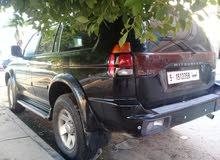 Used Mitsubishi Pajero Sport for sale in Zawiya