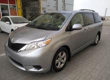 Gasoline Fuel/Power   Toyota Siena 2012