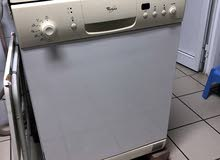 7- Program Whirlpool (Made in Poland) Dishwasher for Sale