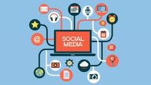 ادارة حسابات التواصل الاجتماعي والتامين من السرقه
