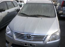 toyota innova 2014 (abu dhabi taxi) for sale