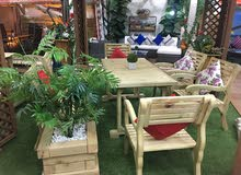 Available for sale in Tripoli - New Outdoor and Gardens Furniture