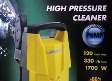 مكينه لغسل السيارات والمكيفات واشياء اخرى .. ممتازه وسهله الحمل