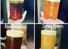georgian pure honey