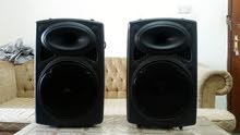 Magic star used 12'' Trolly speakers 2 set.