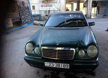 Mercedes Benz E 200 1998 for sale in Amman