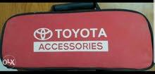Toyota accessories