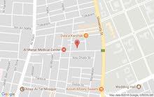 شقة سكنيه للطالبات بجانب جامعه اليرموك شارع الجامعه بوابه الاثار بحي مخدوم