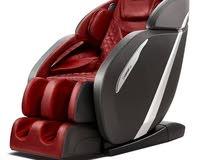 كرسي مساج فاخر متكامل(كمفورت زون )