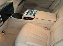Gasoline Fuel/Power   BMW 740 2016