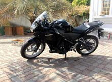 250cc شبه جديد