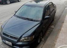 سيارة متسوبيشي لانسر 2002 للبيع او البدل