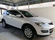 White Mazda CX-9 2009 for sale