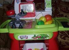 مطبخ للاطفال حجم كبير