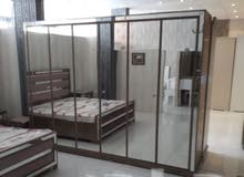غرف نوم نفرين تفصيل حسب طلب الزبون