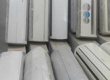 لبيع مكيفات اسبلت اسعار مخفض توصيل تركيب شبه جديد ضمان موسيسه 0539510851
