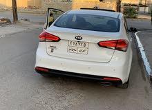 Automatic White Kia 2017 for sale