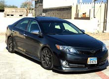 Blue Toyota Camry 2013 for sale