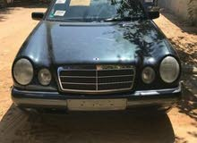 Black Mercedes Benz E 280 1998 for sale