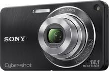 Sony - Cyber-shot DSC-W350